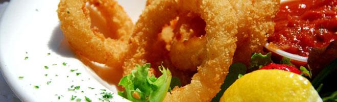 | Fischgerichte